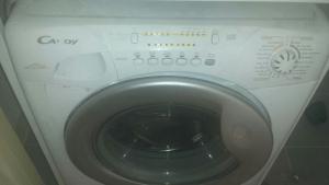 washing machine before cleaning